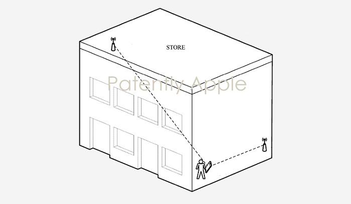 1 XCover - Indoor Location patent apple