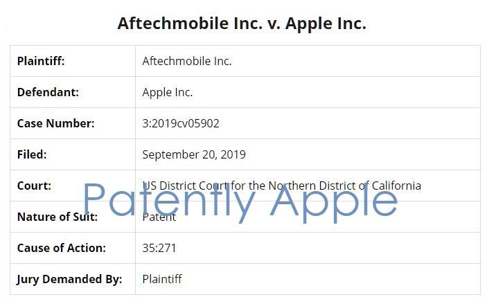 3 x case basics Aftechmobile Inc v Apple