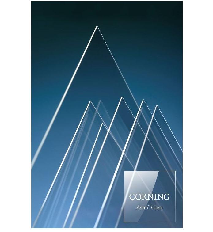 2 Corning Astra Glass