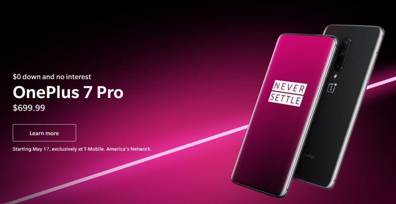 4 OnePlus 7 Pro