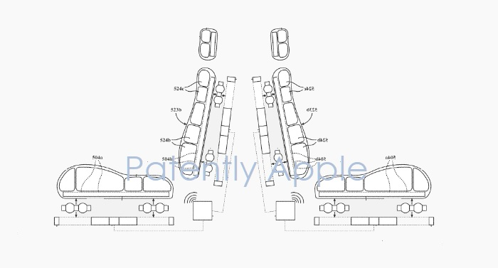1 Cover apple granted patent for advanced seating