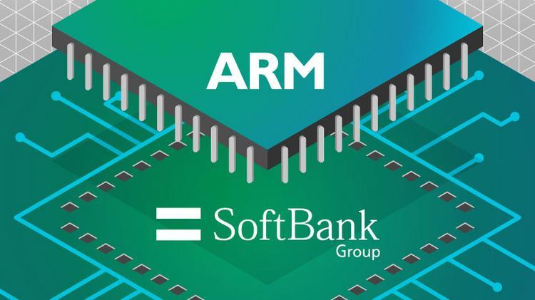 2  ARM SOFTBANK