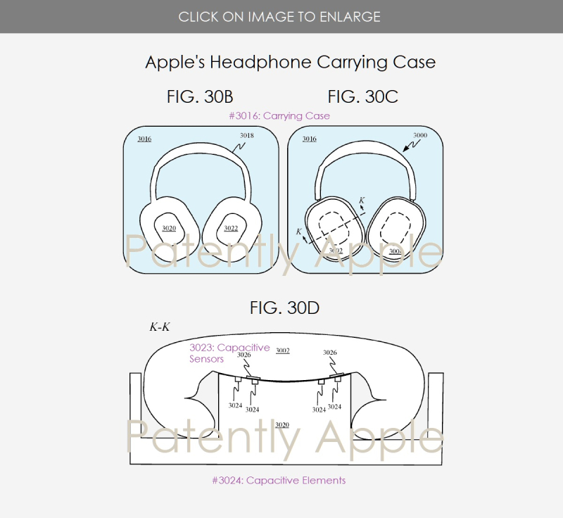 7 Apple headphone EU Patent figs. 30B C&D PATENTLY APPLE IP REPORT MAY 26  2019