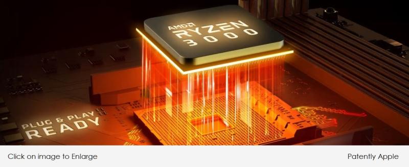 1 X cover AMD RYZEN 3000 SERIES