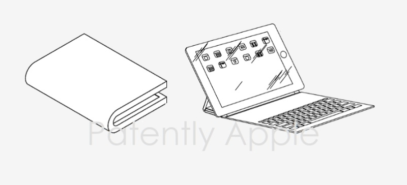 1 Cover foldable iDevices  Smart Keyboard Folio with still more ideas on the drawing board - Patently Apple IP report May 28  2019