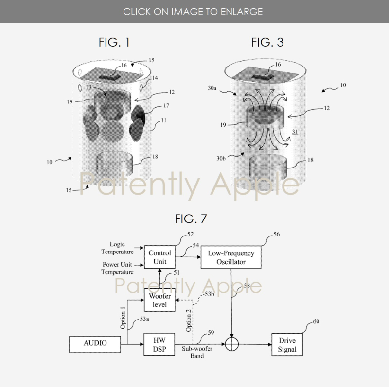 Apple Invents A New Cooling System For Homepod To Improve