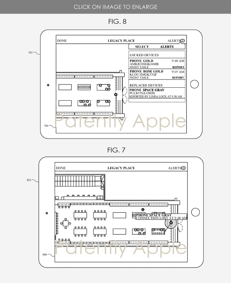4 apple security patent  Patently Apple IP Report May 30  2019