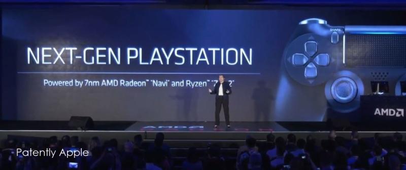 2 X NEXT-GEN PLAYSTATION WITH AMD NAVI GPU