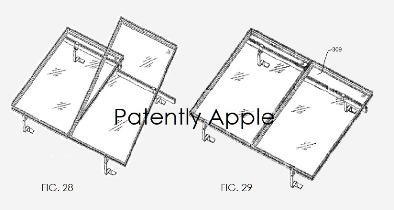 2 Apple solar panel patent figs 28 and 29  Patently Apple IP Report June 4  2019