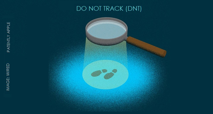 1 x COVER DO NOT TRACK