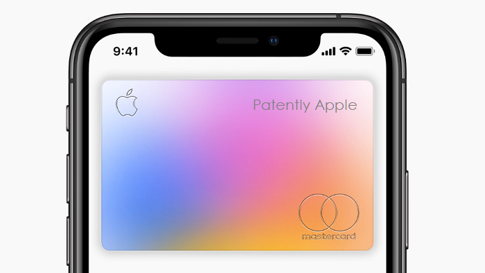 1 Cover - Apple Card on iPhone TM filing June 4  2019  Patently Apple IP Report
