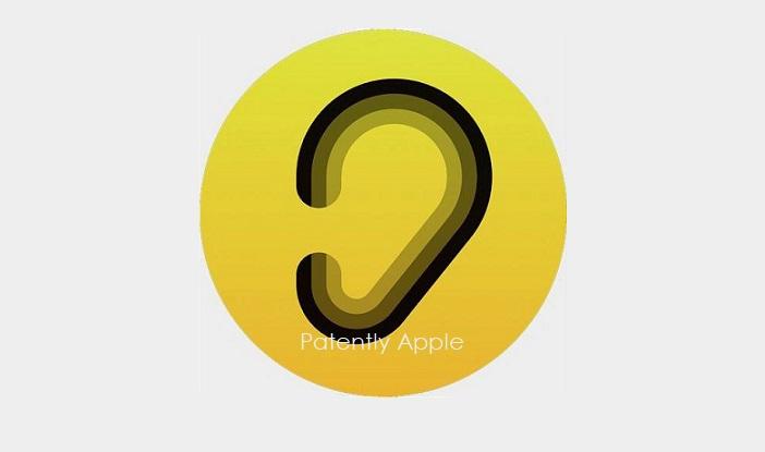 X noise app icon  Patently Apple IP Report