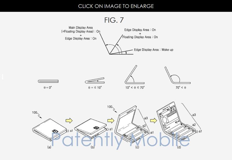 2 samsung foldable flip phone redesign