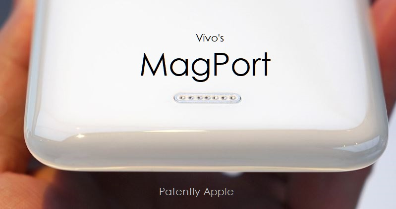 1 X Cover - Vivo's MagPort
