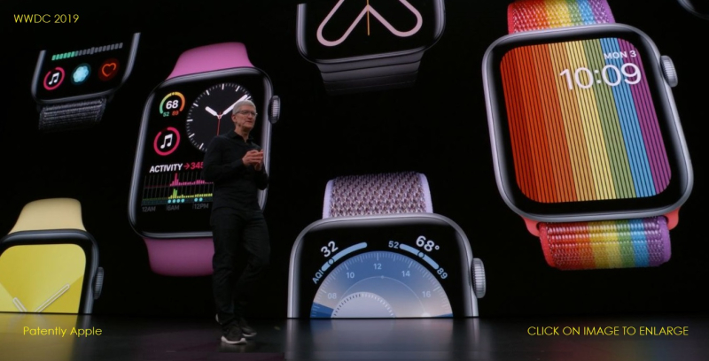 1 X cover Apple Watch wwdc 2019