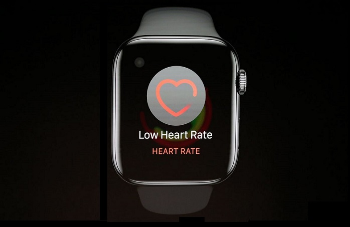 1 X cover Apple Watch with ECG