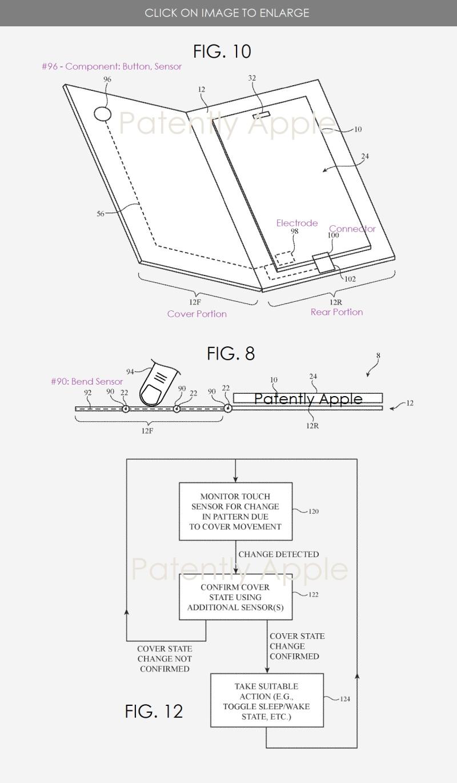 2 Apple flip wallet style case