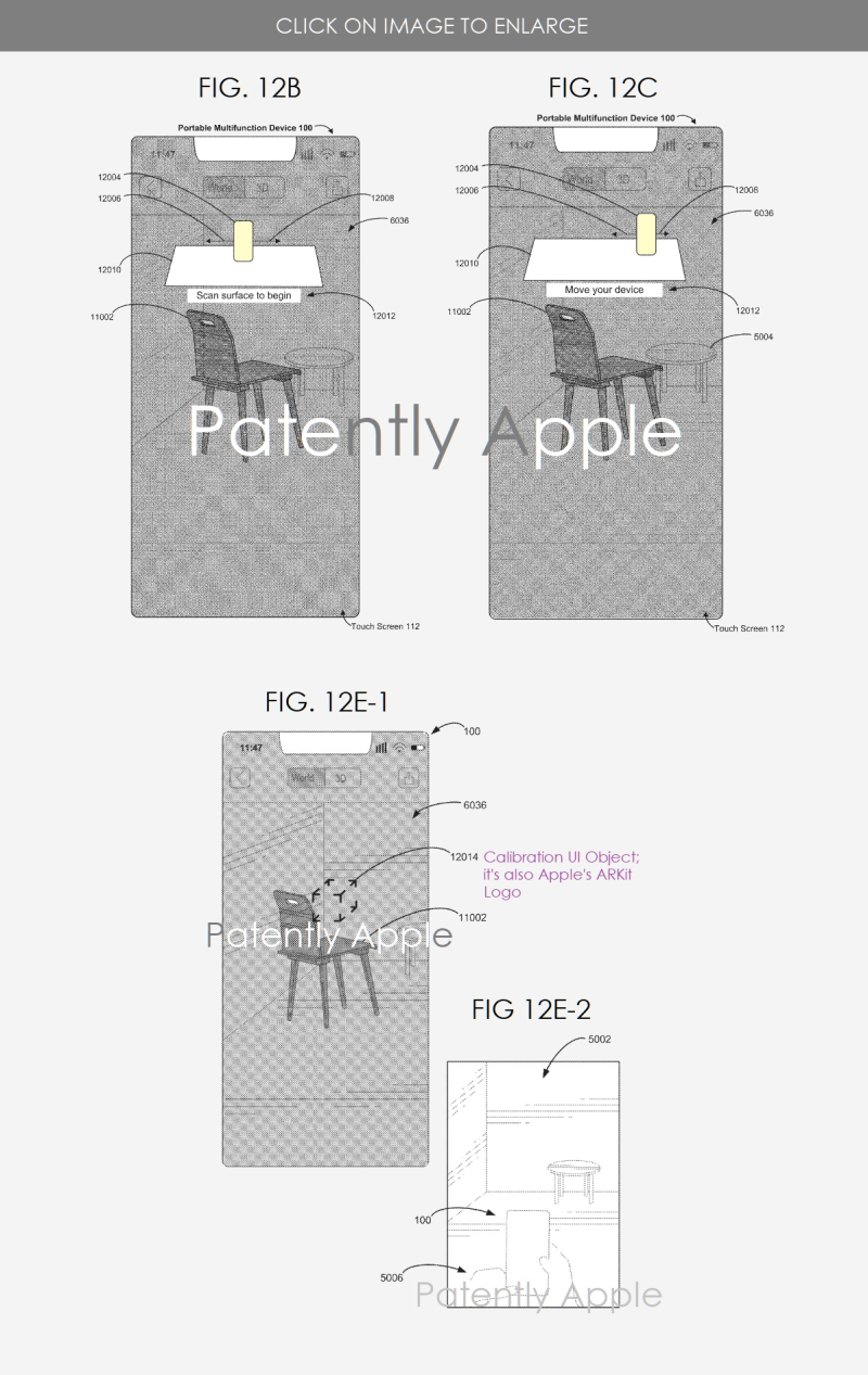 3. Apple AR granted patent