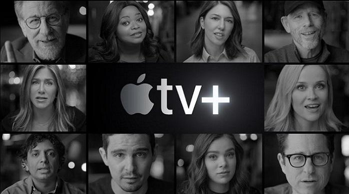 1 x cover Apple TV+ - 10-25-2019