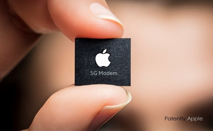2 X cover Apple 5G Chip