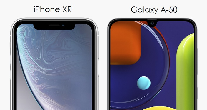 1 B Cover iPhone XR and A50 Galaxy