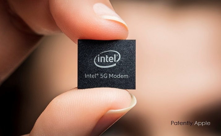 1  X cover intel 5G
