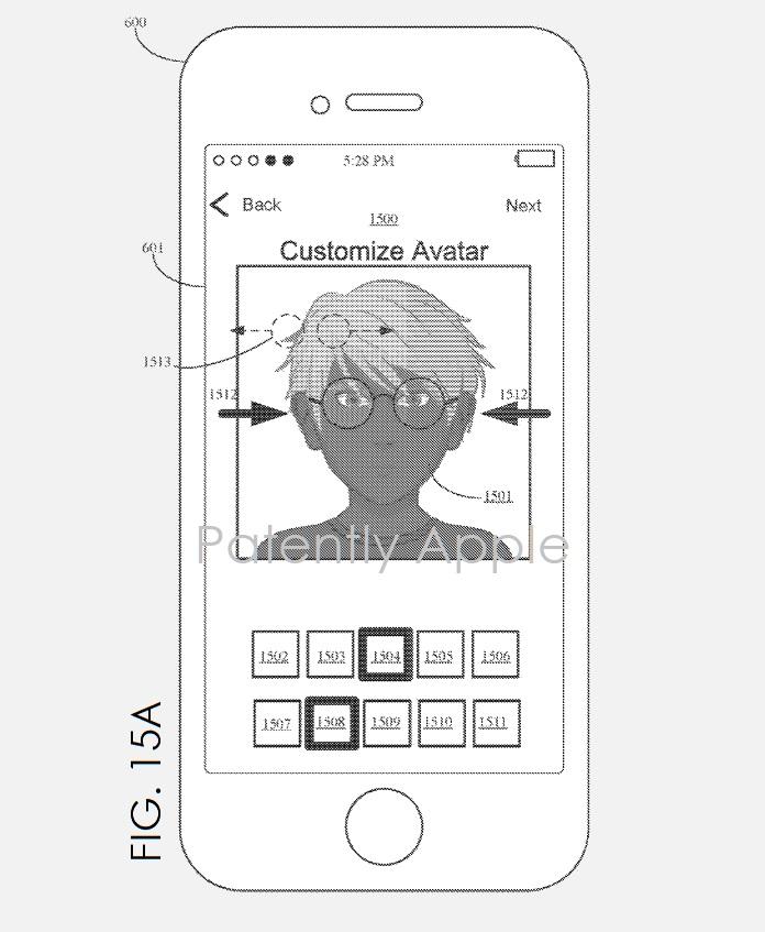 3 Apple wins Memoji patent