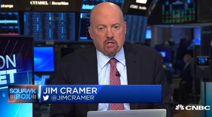 1 x Cover Jim Cramer Pro Apple
