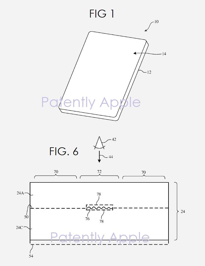 2 apple patent figures  textured glass