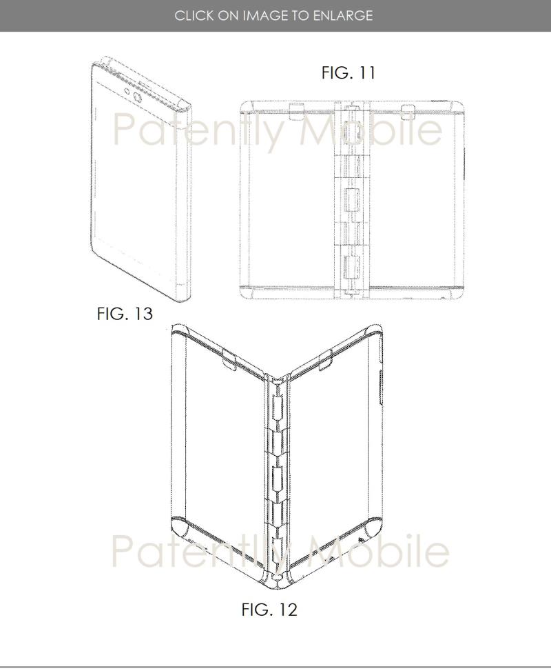2 Vivo可折叠智能手机美国专利