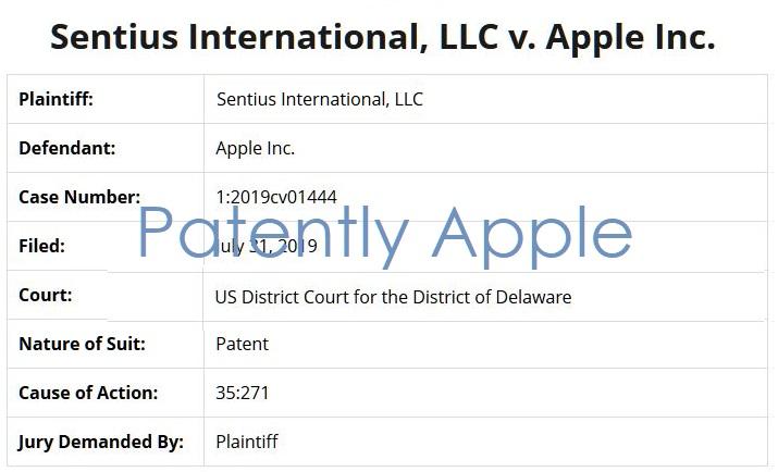2 overview info sentius international v apple