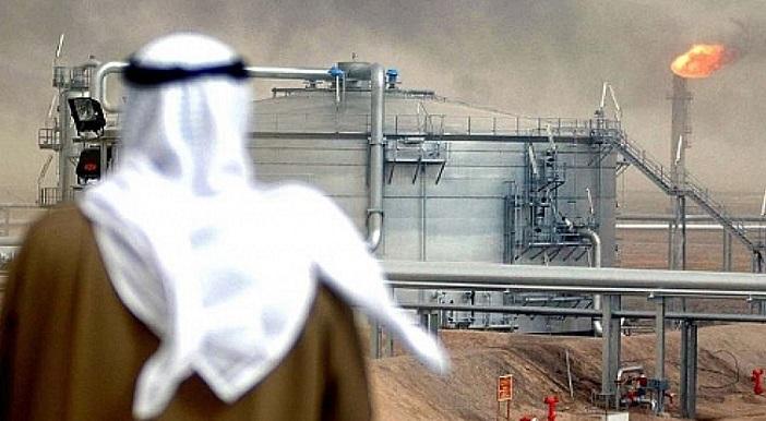 1 X oil industry Saudi