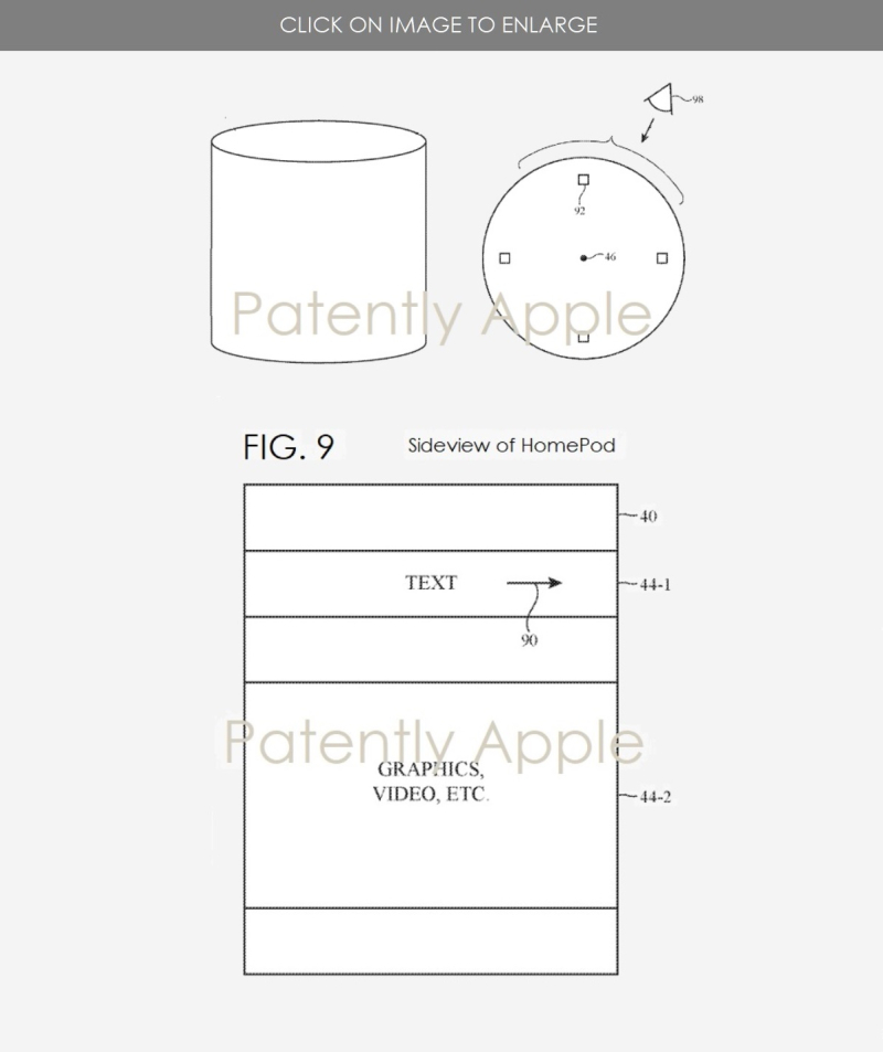 3 homepod related patent  future features