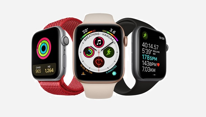 1 cover apple watch report Q2 2019