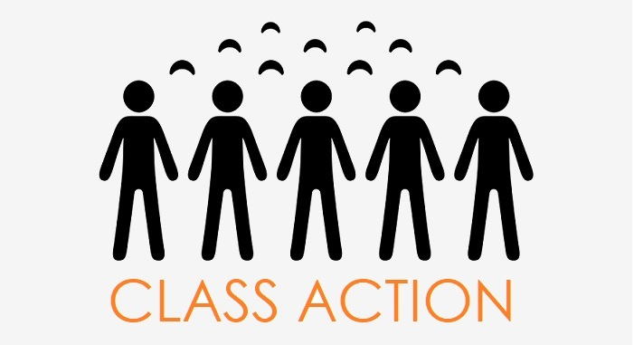 1 x cover Class Action
