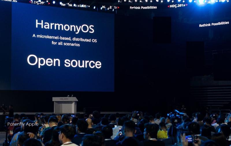 1 extra Huawei HarmonyOS Open Source