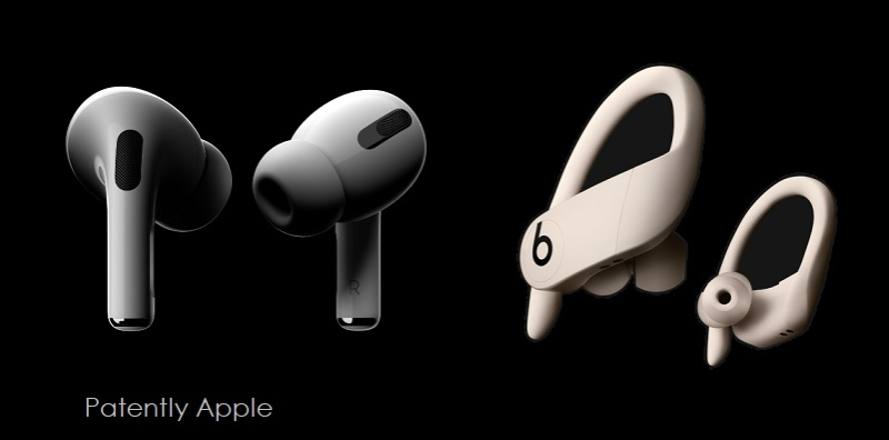 1 x Cover AirPods + Powerbeats