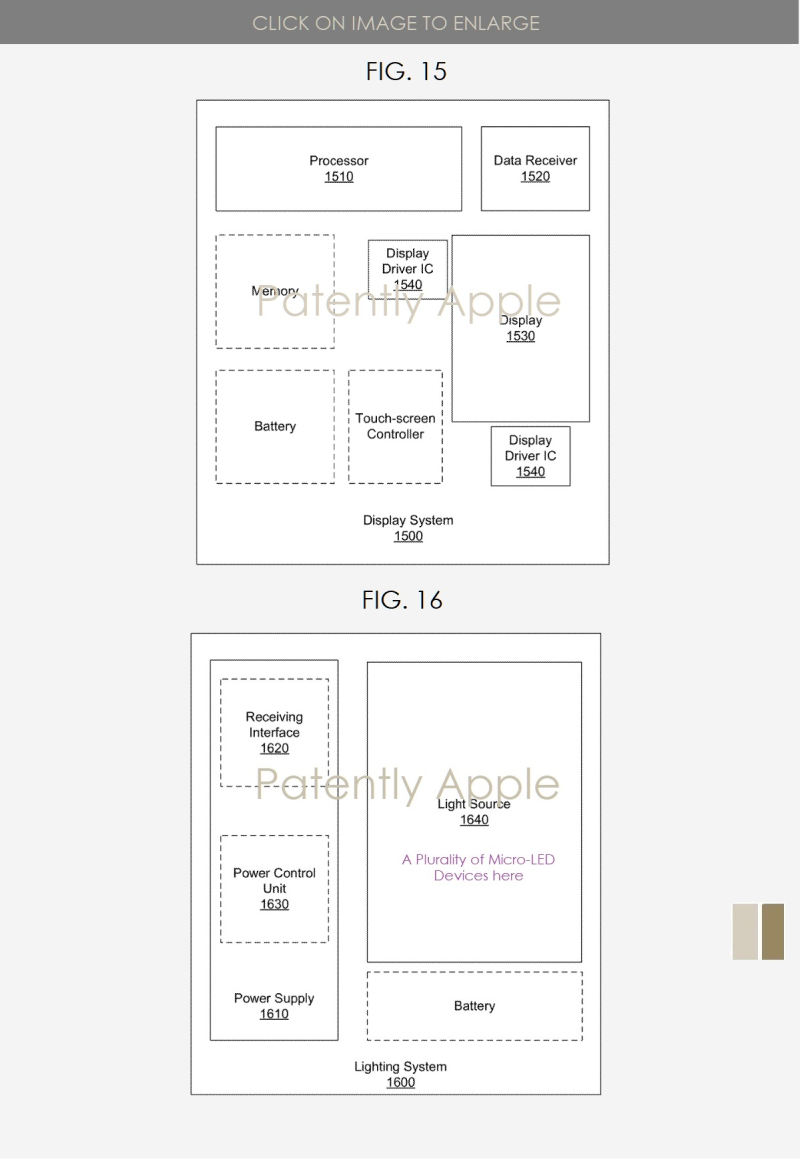 2 Apple patent FIGS 15 AND 16  Patently Apple IP Report Apr 9  2019