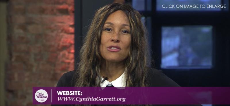 1 Cover Cynthia Garrett