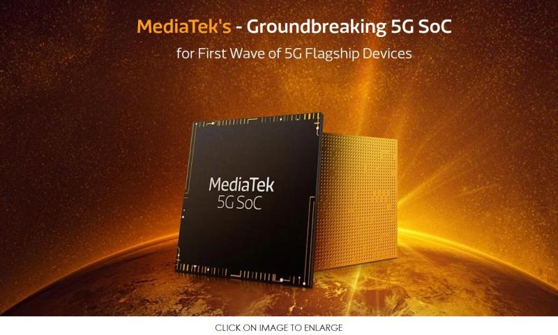 2 mediaTek's pc 5g modem
