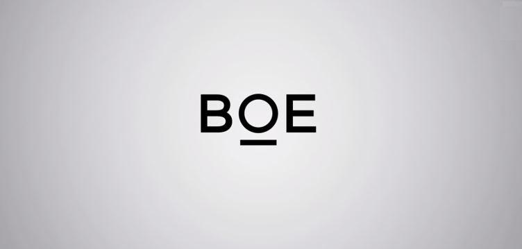 1 X BOE LOGO  BOE TECHNOLOGY CHINA