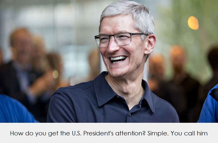 1 x cover - Apple CEO Tim Cook