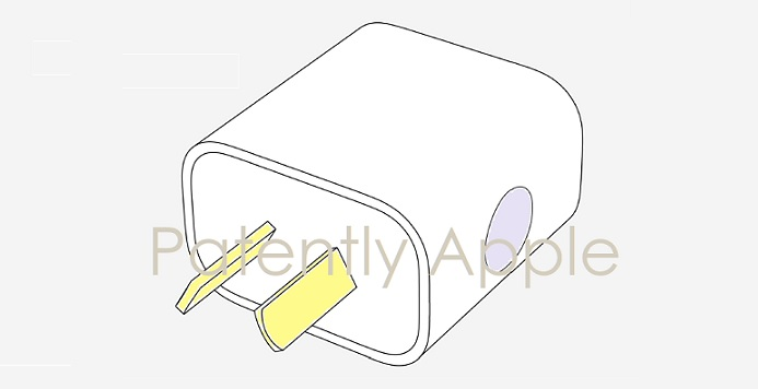 1 COVER APPLE ADAPTER AUSTRALIA DESIGN PATENT IP REPORT  PATENTLY APPLE APR 20  2019