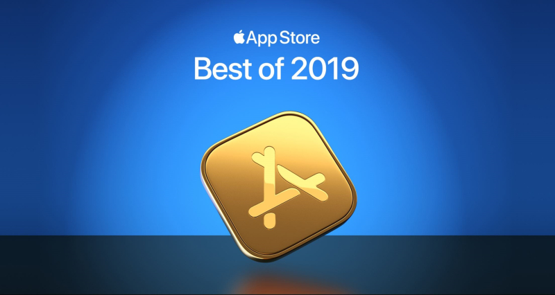 1 x Cover App Store - Best of 2019