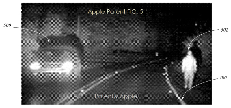 4 Apple project titan patent granted  fig. 5