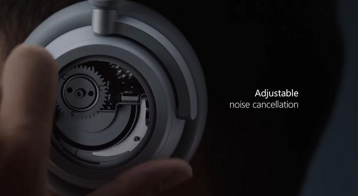 2 X Msft over-the-ear-headphones