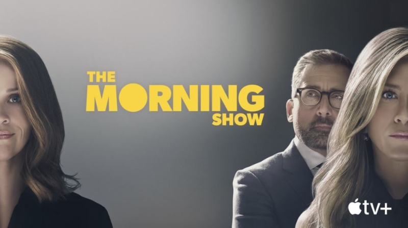 1 cover The Morning Show Apple TV+