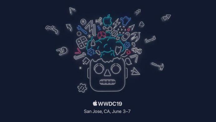 2 WWDC 2019 promo graphic  apple