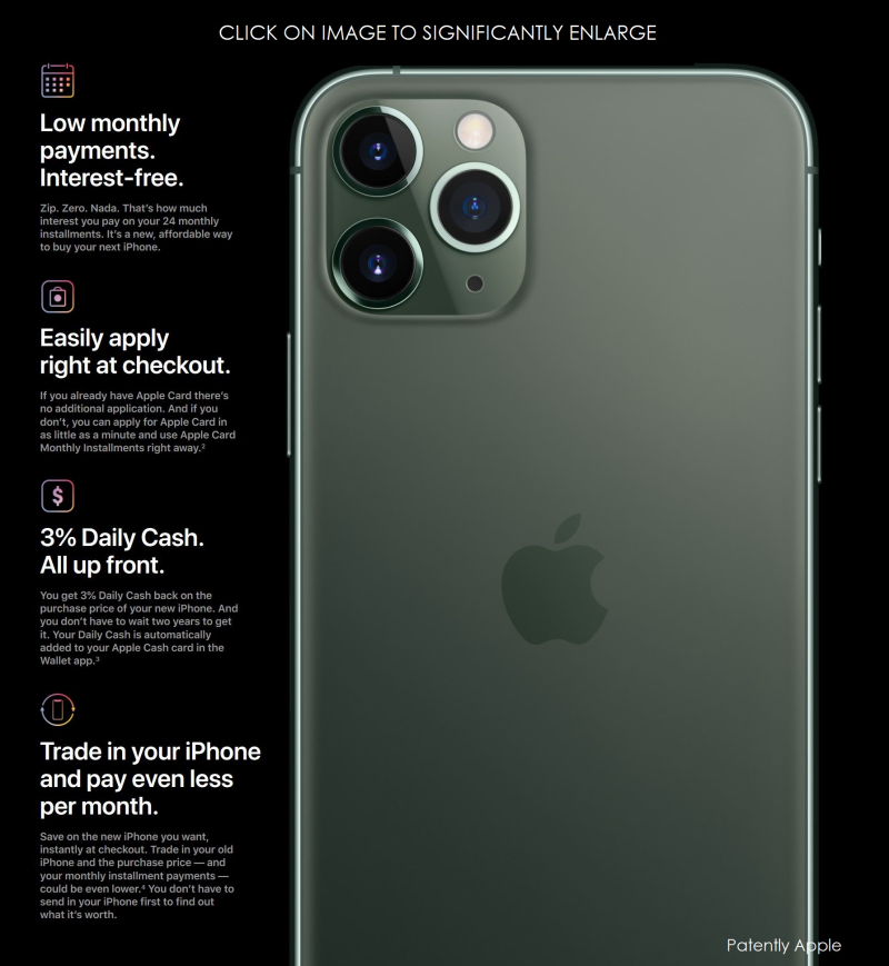 2 x Massive Apple image for Apple Card