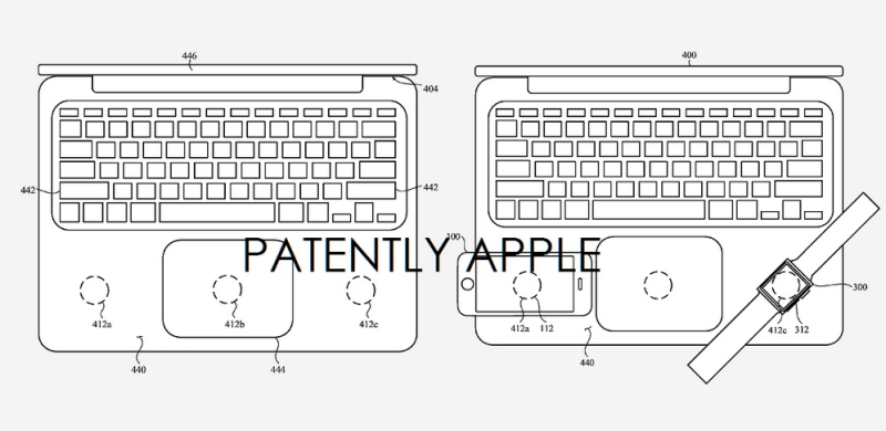 1 Cover - reverse charging patent figures - Patently Apple IP report Sept 3  2019